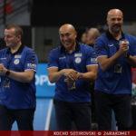 Душебаев: Среќен сум што го победивме европскиот првак уште еднаш!