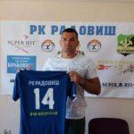 Златко Везенковски не е повеќе ракометар на Радовиш