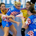 """Продолжува хрватската бајка на ЕП, и Романија на колена пред """"коцкестите"""" дами"""