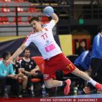 Серафимов се запиша во историјата - Го постигна 2.000-тиот гол за Македонија на големите шампионати (ВИДЕО)