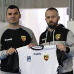 ОФИЦИЈАЛНО: Златко Везенковски е нов ракометар на Прилеп!