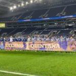 Фудбалерите на Порто со емотивна порака за Кинтана (ВИДЕО)