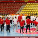 """Денеска на терените: Сите погледи кон """"Борис Трајковски"""", Македонија игра против светскиот првак"""