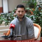 Томовски: Лазаров добро нè познава, ќе знае да го извлече најдоброто од нас