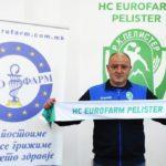 Јовиќ останува во Битола - го продолжи договорот со Еурофам Пелистер 2