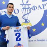 Хрватскиот талент останува во Битола: Матео Мараш до 2023 година во Еурофарм Пелистер