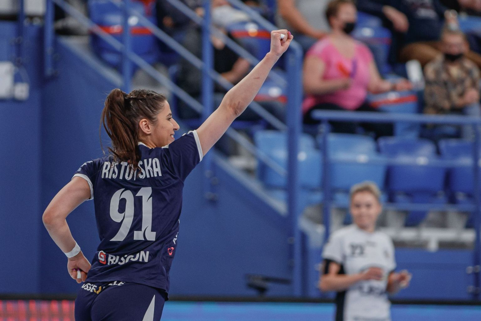 Ристовска и ЦСКА Москва ќе се борат за првата титула во Русија