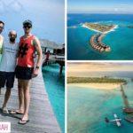 """Дибиров, Карачиќ и Дисингер во """"рајот на земјата"""" - уживаат во луксузен хотел на Малдиви (ФОТО)"""