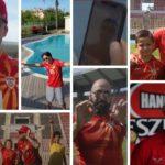 ДНК им посвети песна на фудбалерите пред ЕП - Лазаров и Манасков меѓу ѕвездите во спотот (ВИДЕО)