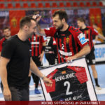 Шеваљевиќ: Ми беше чест и задоволство што играв за Вардар, од лето се враќам во Франција