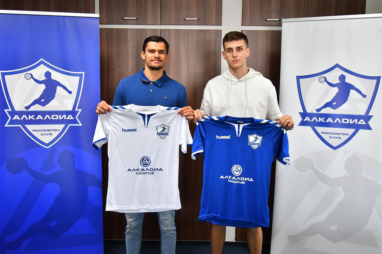 Алкалоид ги потврди првите засилувања – потпишаа репрезентативците Серафимов и Ѓорѓиев!