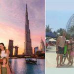 Одигра одлична сезона во ЛШ, па си уживаше на луксузен одмор во Дубаи и Сејшели (ФОТО)