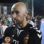 Дибиров за 24Ракомет ТВ: Беше многу возбудливо да се игра пред публика, Вардар ќе биде уште подобар (ВИДЕО)